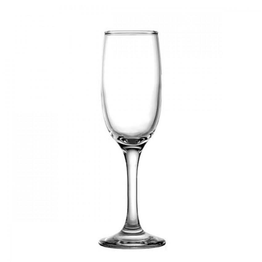 Чаша за бяло вино и шампанско 185ml - 6 броя