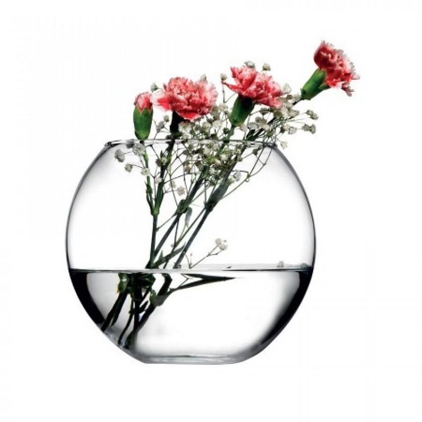 Кръгла ваза 12,5см - 1 брой