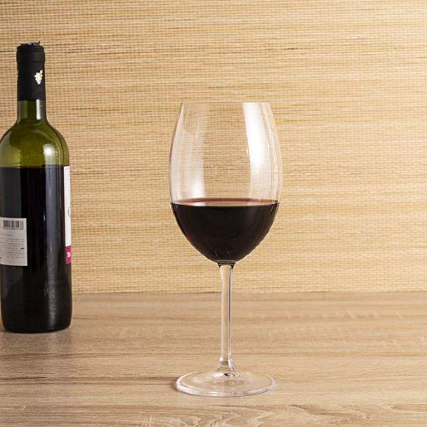 Чаша за червено вино Bohemia Colibri 580ml - 6 броя