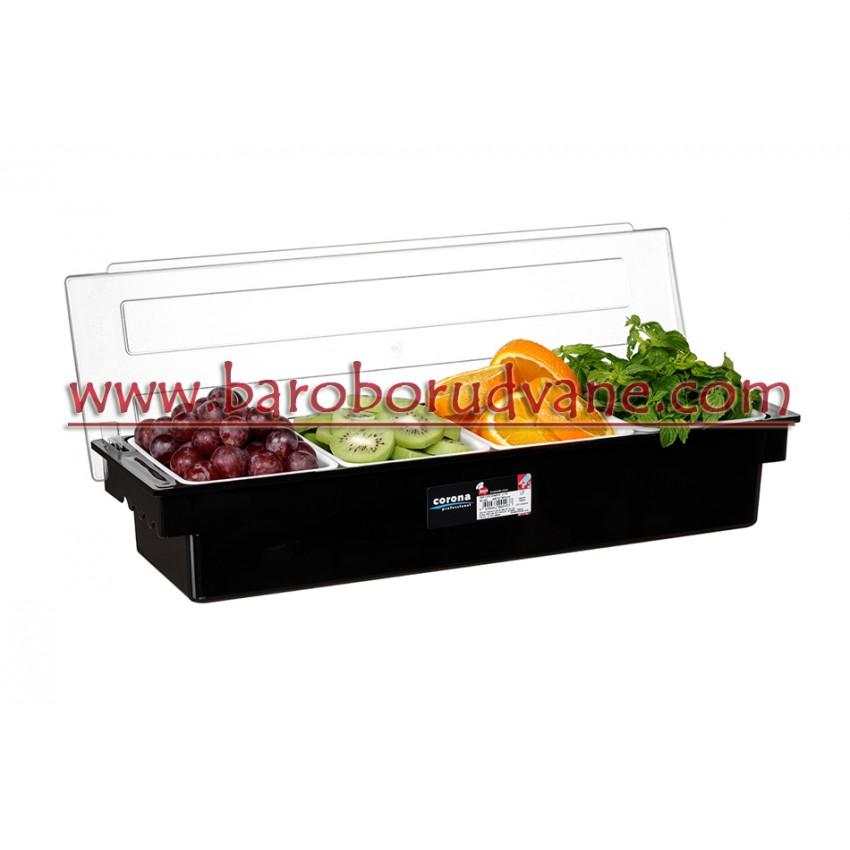 Плодов органайзер - 4 контейнера