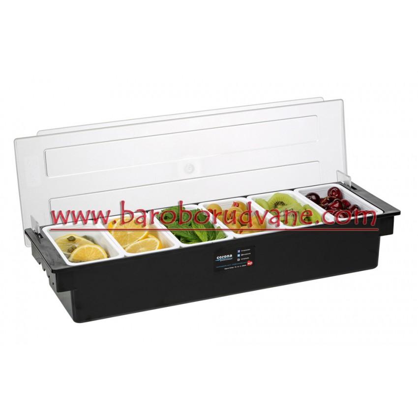 Плодов органайзер - 6 контейнера