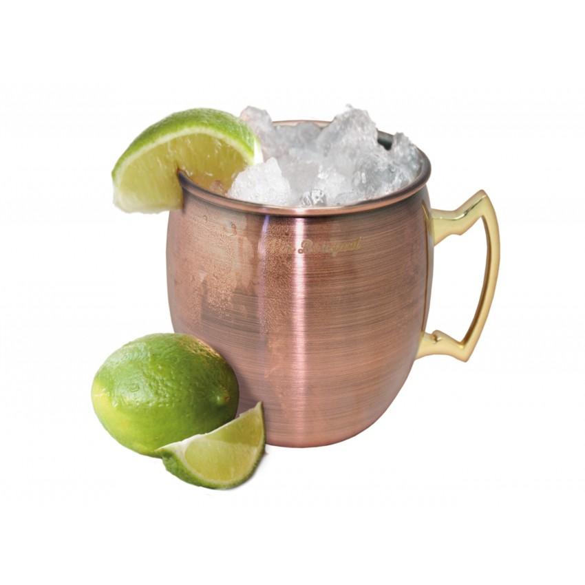 Метална чаша за коктейли 450ml Vintage - 1 брой