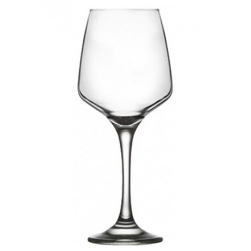 Чаша за вино King 280ml - 6 броя