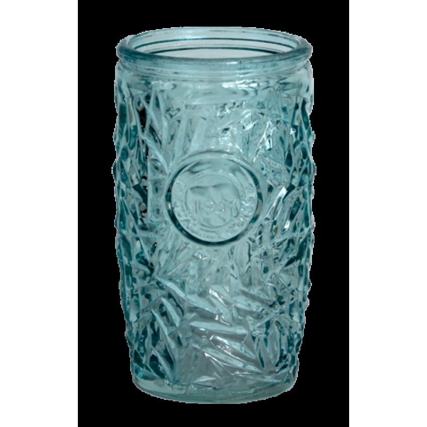 Чаша за коктейл 400ml синя - 12 броя