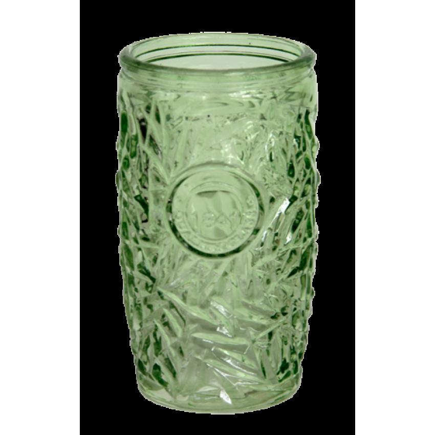 Чаша за коктейл 400ml зелена - 12 броя