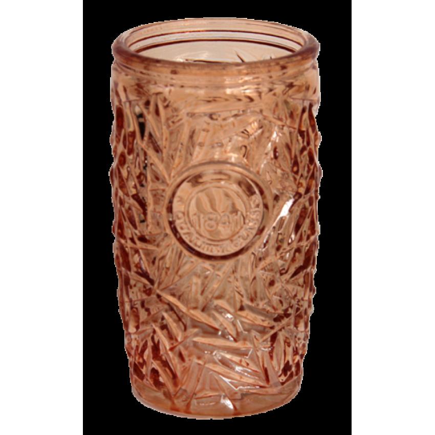 Чаша за коктейл 400ml оранжева - 12 броя