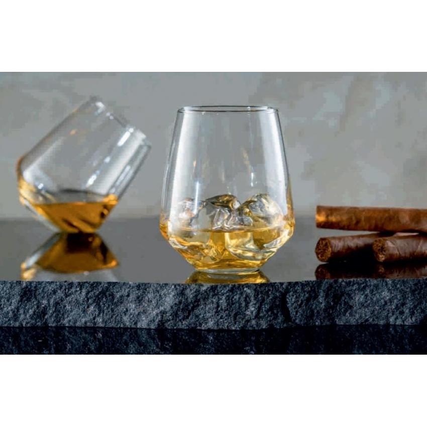 Чаша за уиски 410ml King - 6 броя