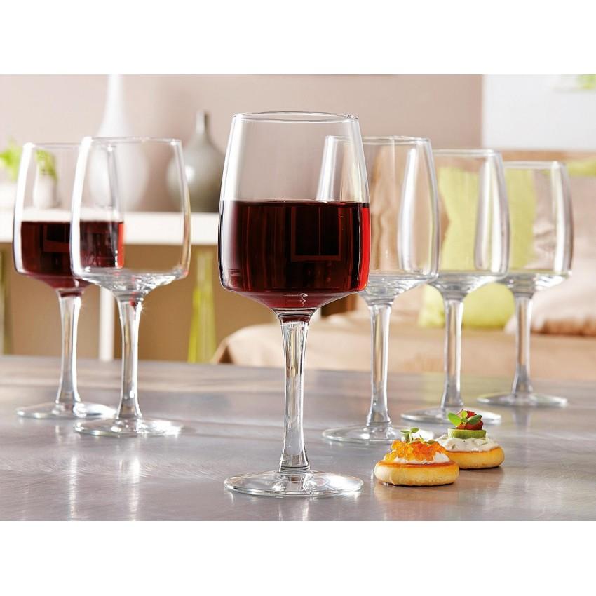 Чаша за вино Luminarc Equip Home 350ml - 6 броя