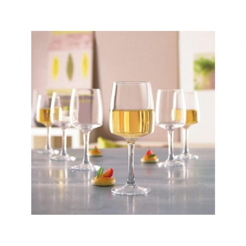 Чаша за вино Luminarc Equip Home 240ml - 6 броя