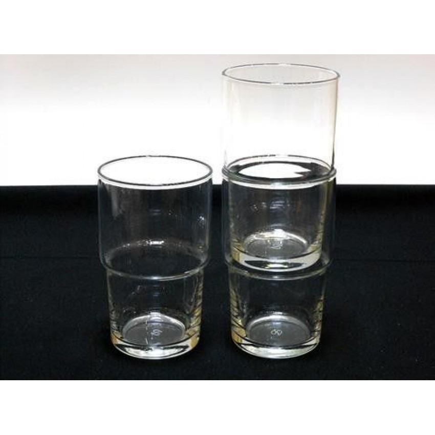 Чаша за безалкохолно 440ml Hill - 12 броя