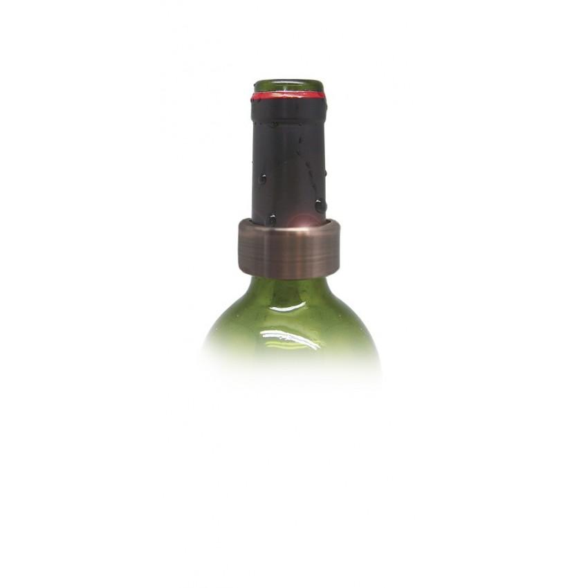 Метален ринг за бутилка - vintage