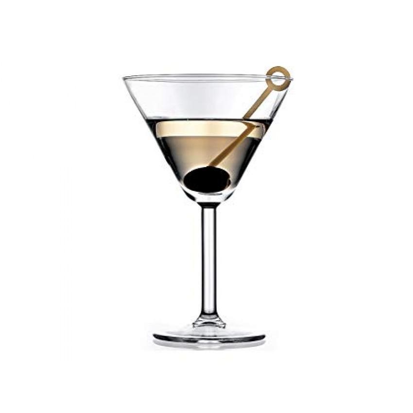 Чаша за мартини 240ml - 6 броя