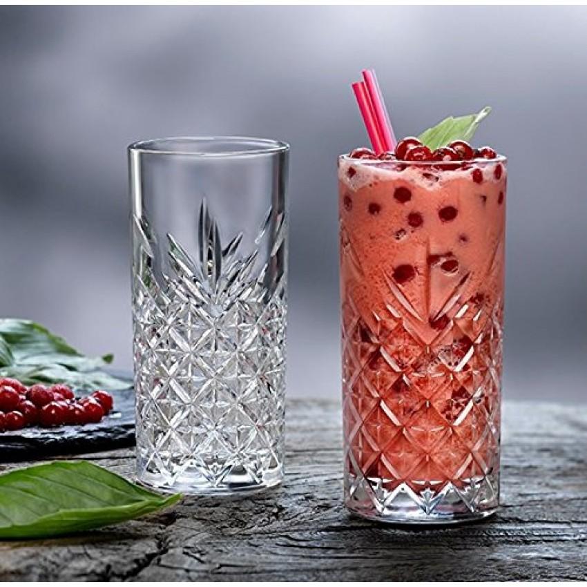 Чаша за вода и коктейл 295ml Timeless - 12 броя
