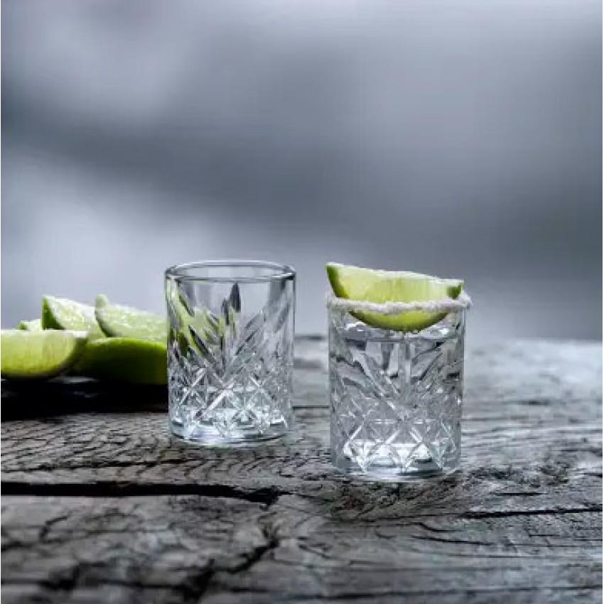 Чаша за шот 65ml Timeless - 12 броя