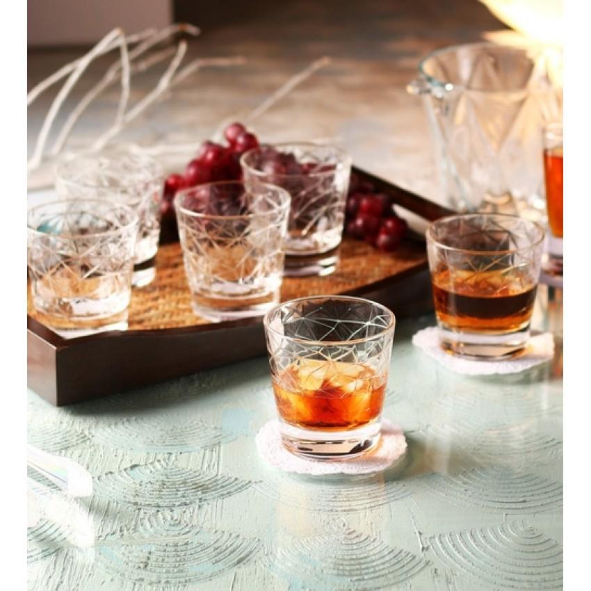 Чаша за алкохол 220ml - Vidivi Dolomiti - 6 броя