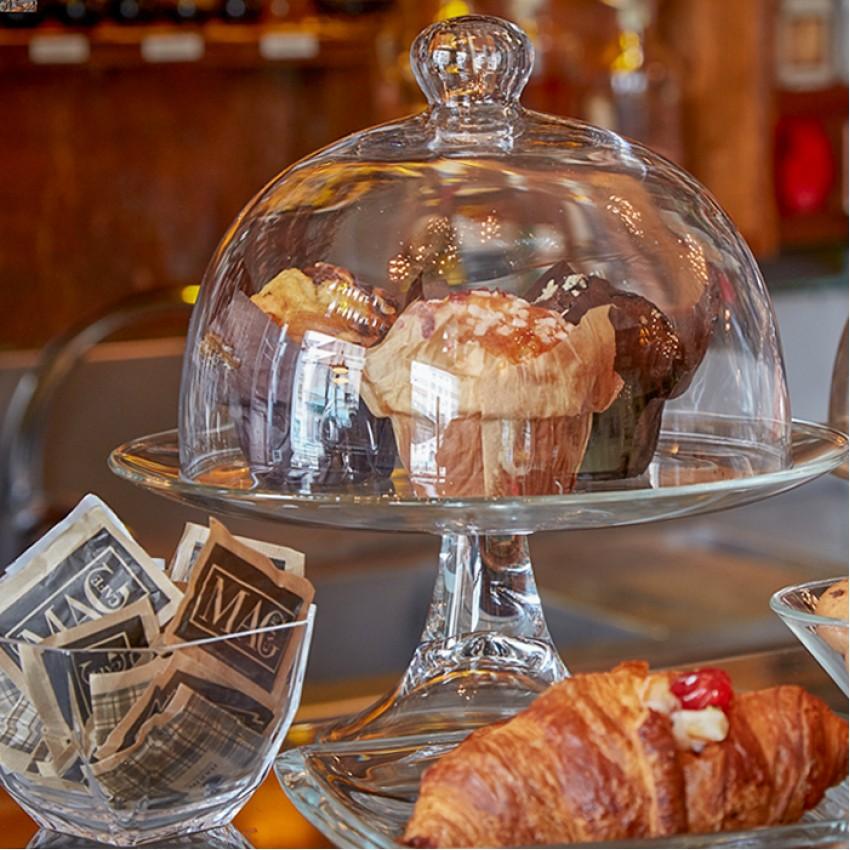 Поставка за торта с капак 32см - Vidivi Banquet