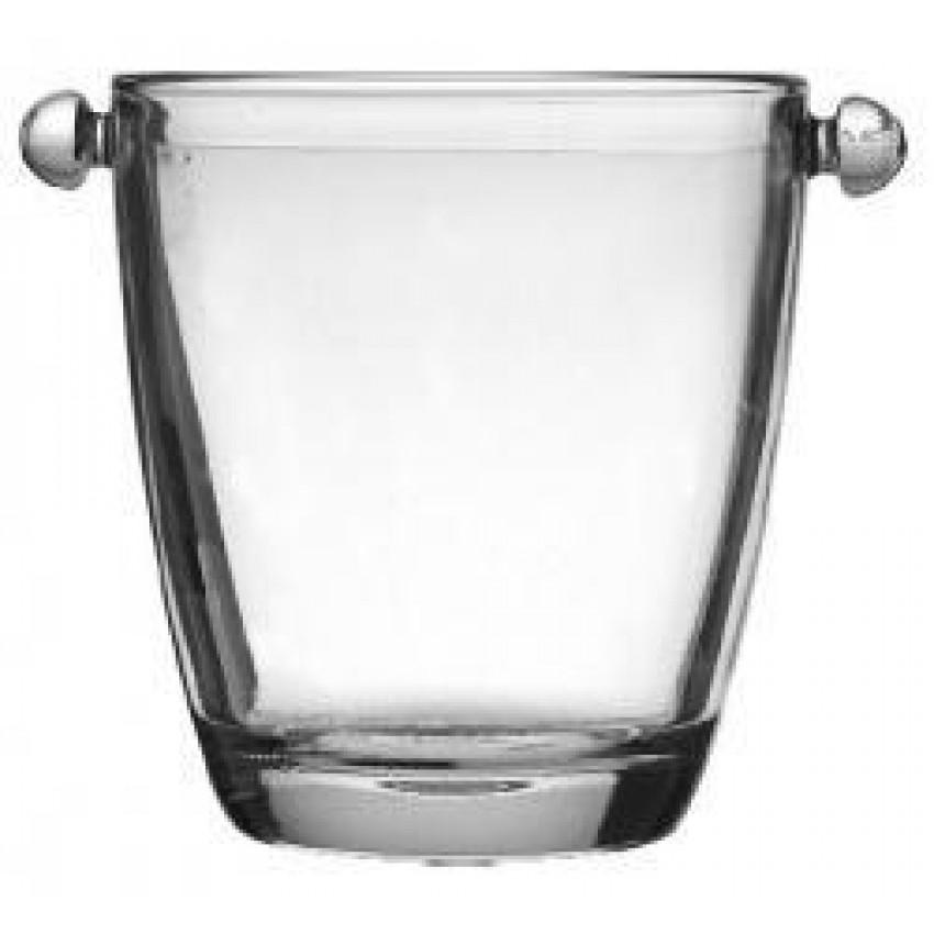 Съд за лед - стъкло - 6 броя
