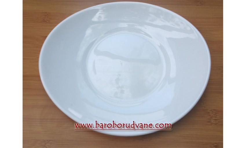 Десертна чиния 22см х 19см