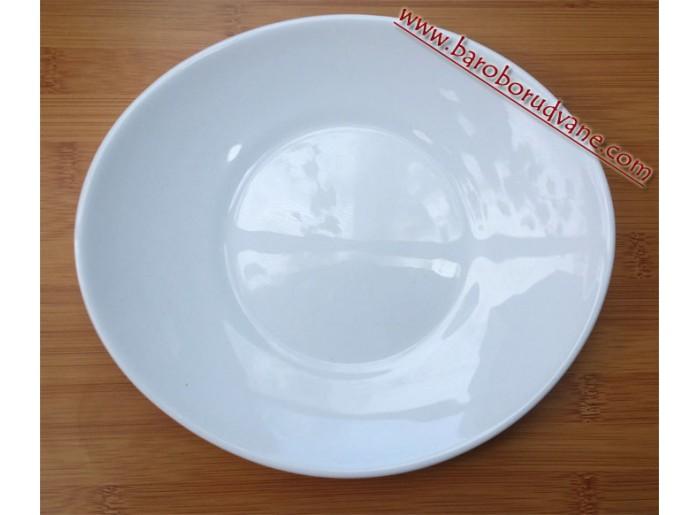 Десертна чиния 22см х 19см - Prometeo - 6 броя