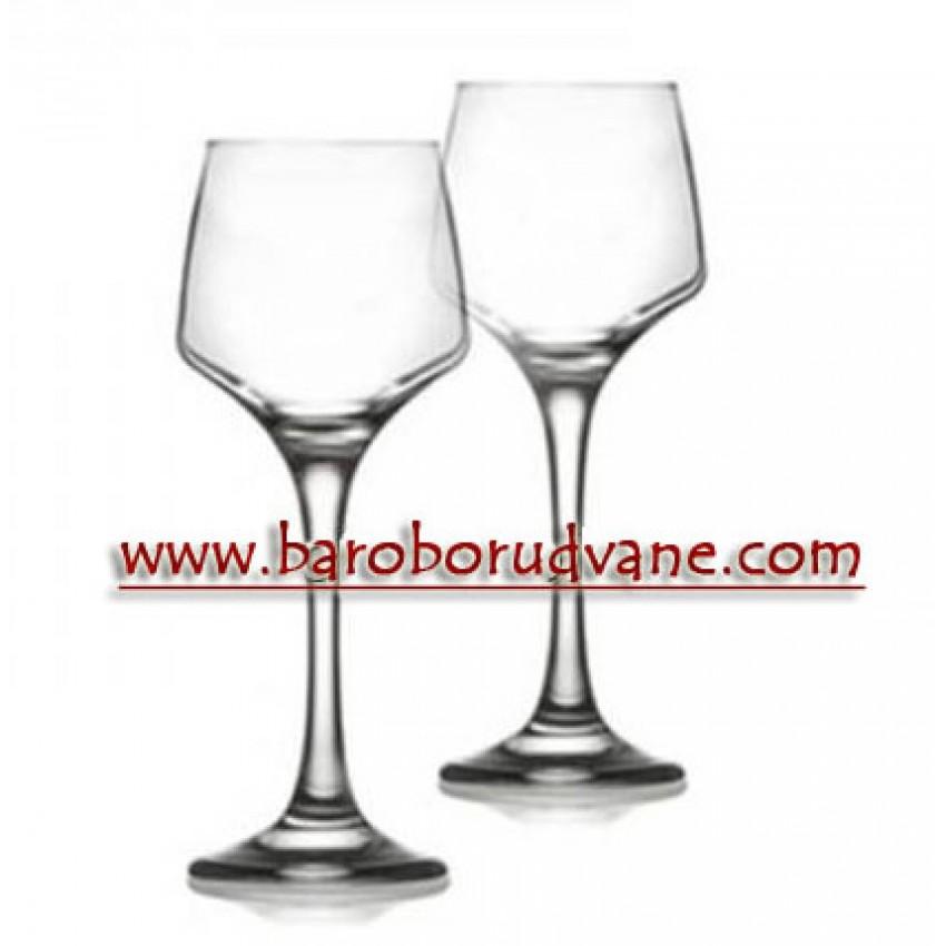 Чаша за ракия 80мл LAL - 6 броя