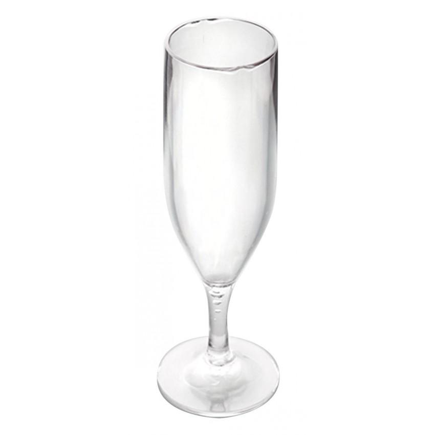 Чаша за шампанско / бяло вино - 180 мл.