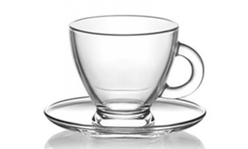 Чаша с чинийка - 255 мл.