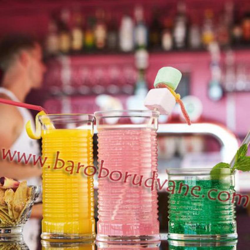 Чаша за коктейл 470ml Be Bop - 6 броя