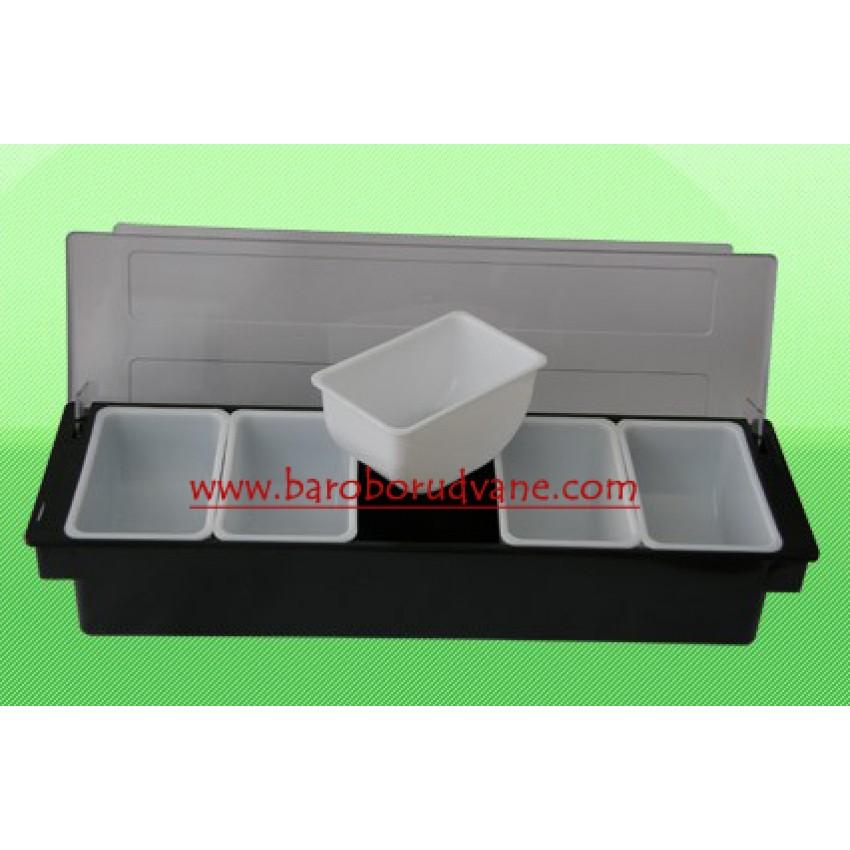 Плодов органайзер - 5 контейнера