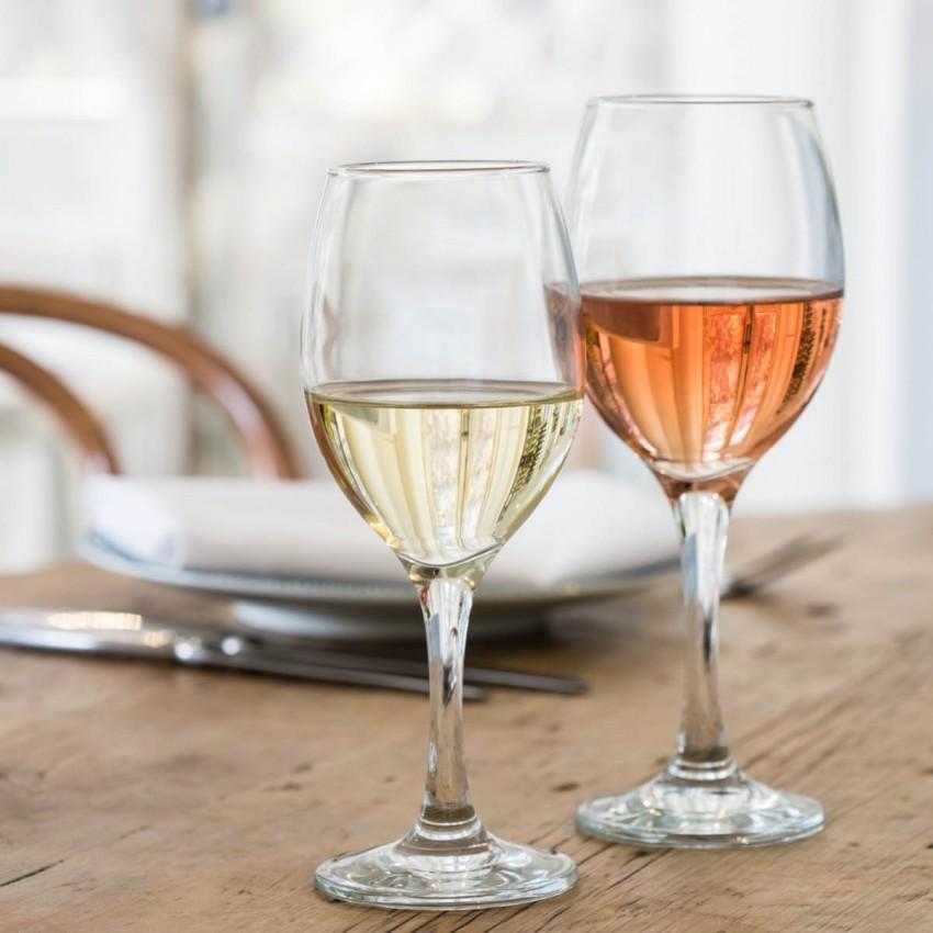 Чаша за бяло вино и розе 190мл Maldive - 12 броя