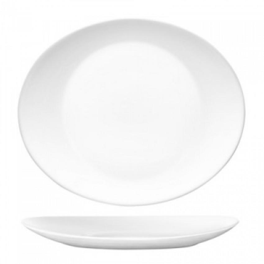 Плато / чиния за стек 32см х 26 см - Prometeo - 6 броя