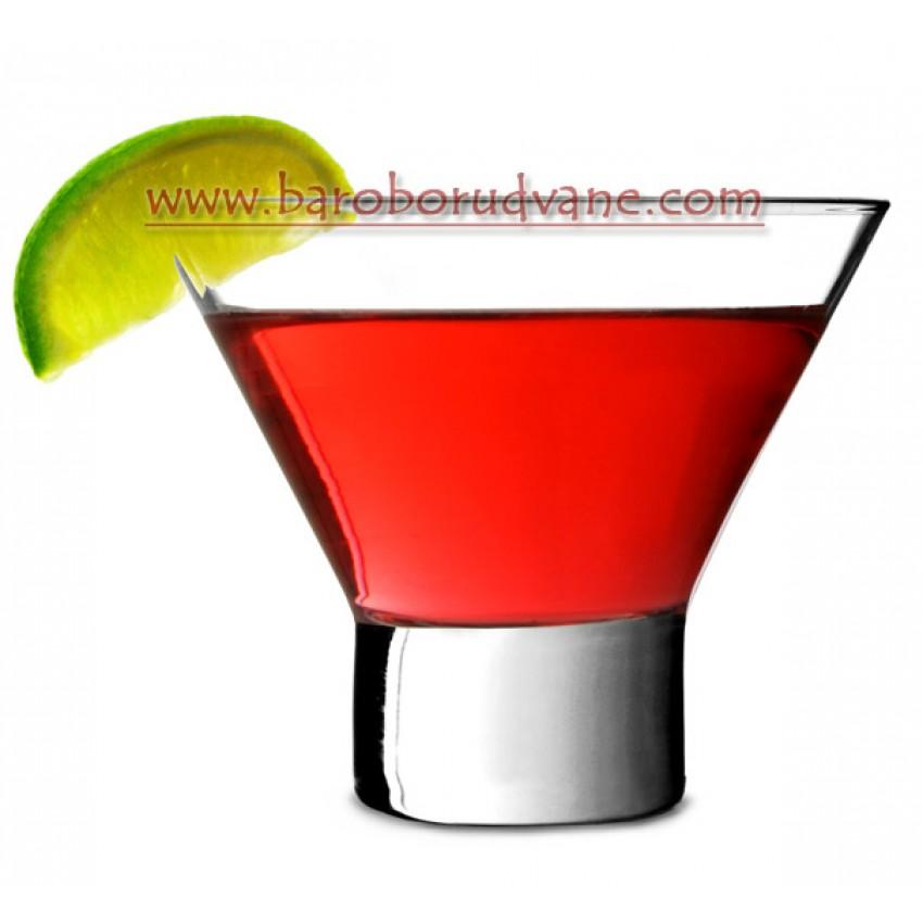 Чаша за мартини - ниска - Petra - 12 броя