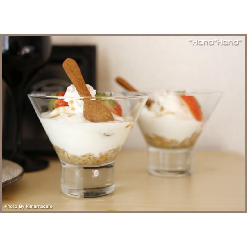 Чаша за десерт Petra - 12 броя