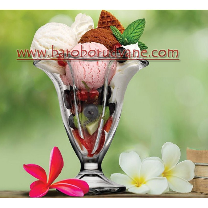Чаша за сладолед Canada - 6 броя
