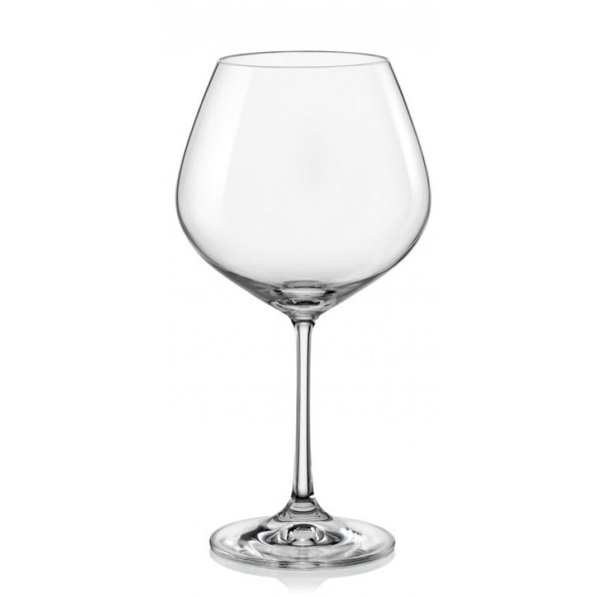 Чаша за червено вино VIOLA - 570 мл. - 6 броя