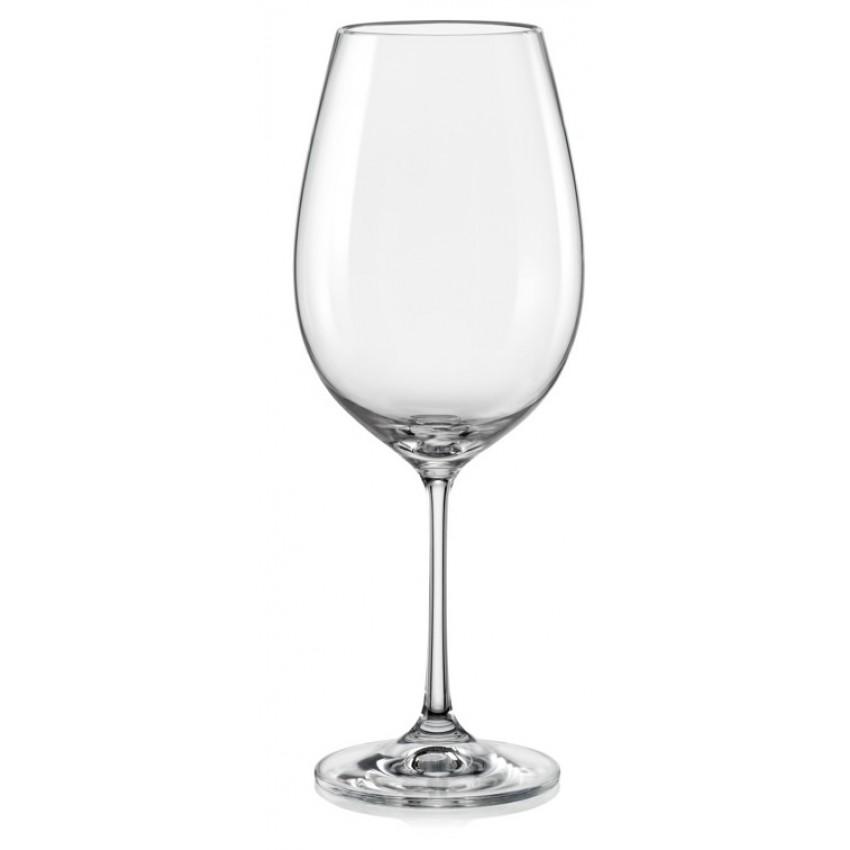 Чаша за червено вино VIOLA - 550 мл. - 6 броя