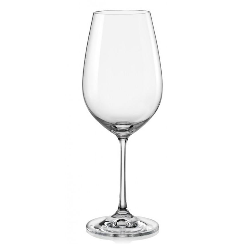 Чаша за червено вино VIOLA - 450 мл. - 6 броя