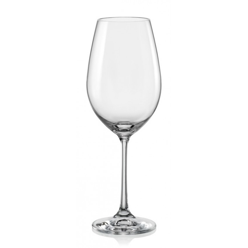 Чаша за червено вино VIOLA - 350 мл. - 6 броя