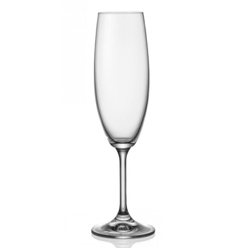 Чаша за шампанско - 220 мл.