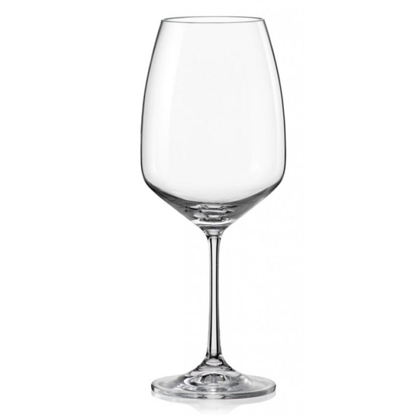 Чаша за червено вино или вода GISELLE - 560 мл. - 6 броя