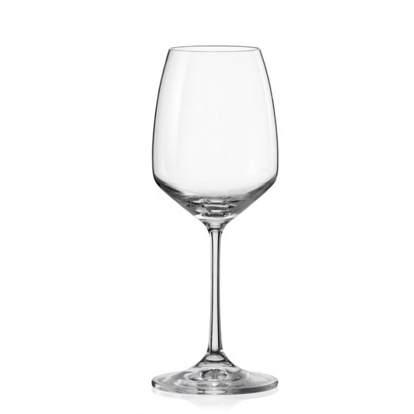Чаша за вино GISELLE - 340 мл. - 6 броя