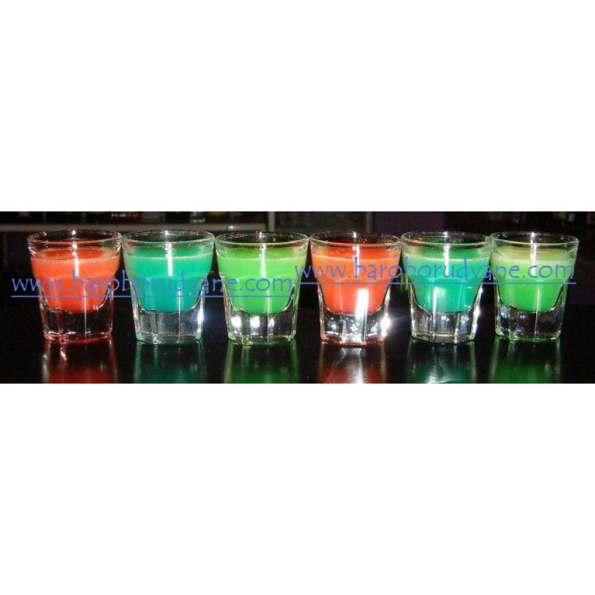 Чаша за шот 35ml - 24 броя