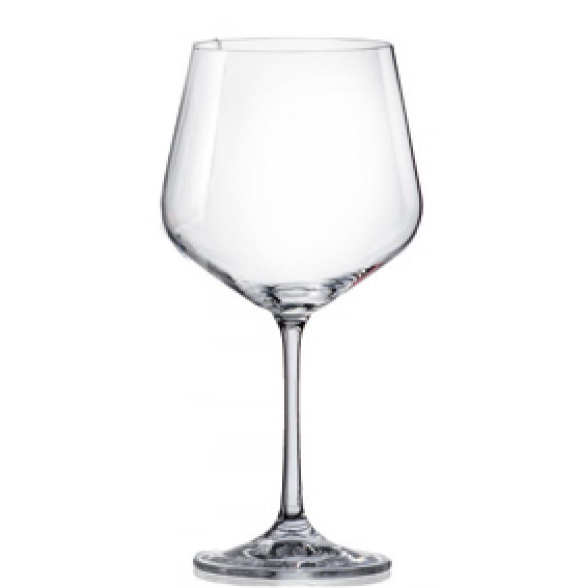 """Чаша за червено вино тип """"балон"""" SIESTA - 540 мл. - 6 броя"""