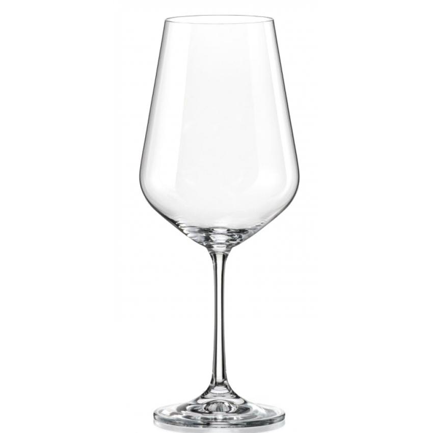 Чаша за червено вино SIESTA - 400 мл. - 6 броя
