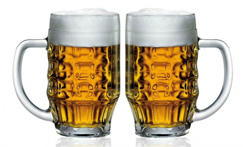 Халба за бира 500ml Malles - 6 броя