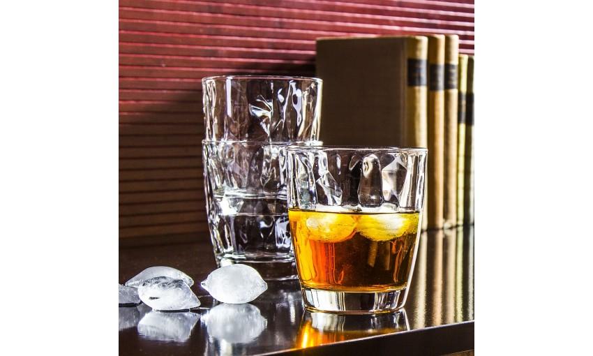 Чаша за уиски 390ml Diamond - 6 броя