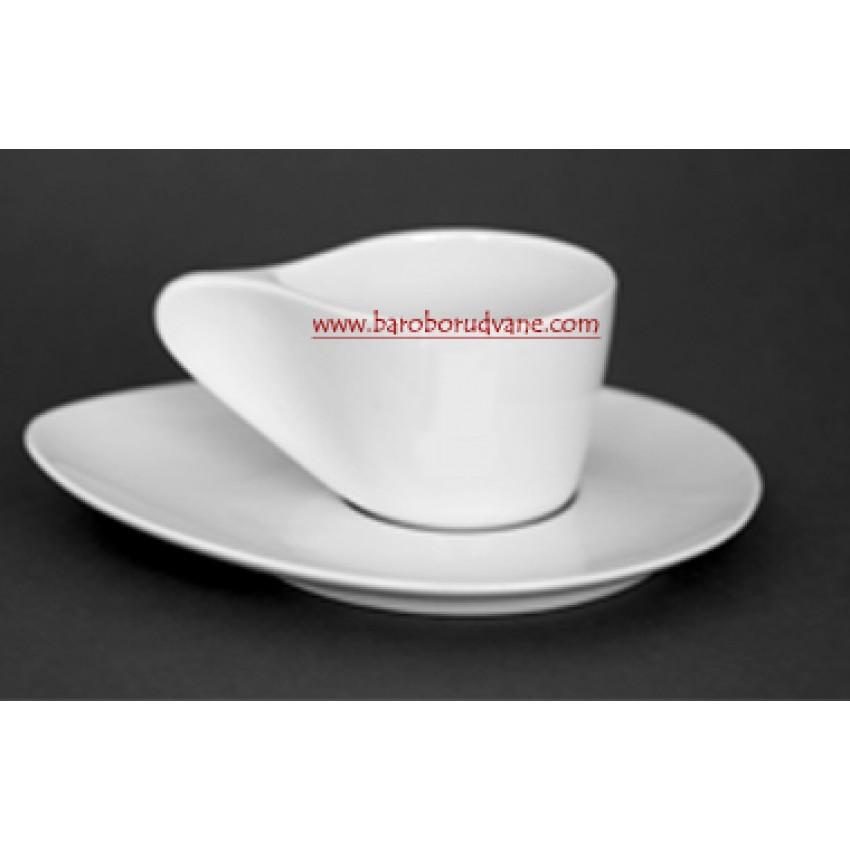 Чаша за капучино и топли напитки 240ml - 12 броя