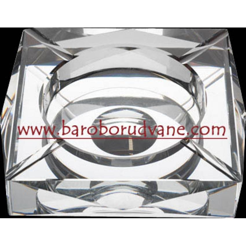 Пепелник за бар - кристал - 2 броя