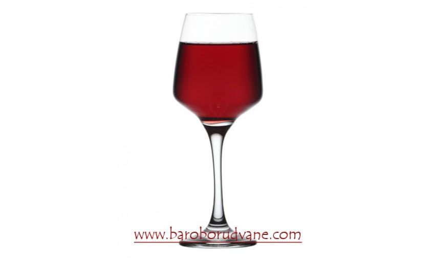 Чаша за вино 295ml LAL - 6 броя