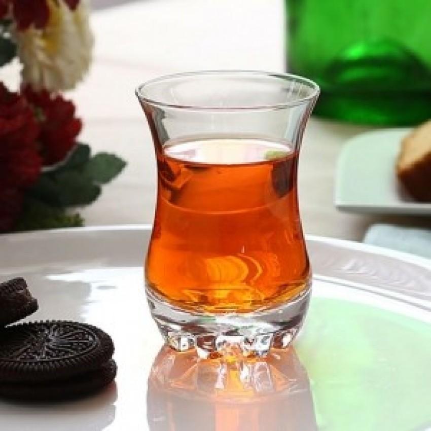 Чаша с дебело дъно 105ml Sylvana - 6 броя