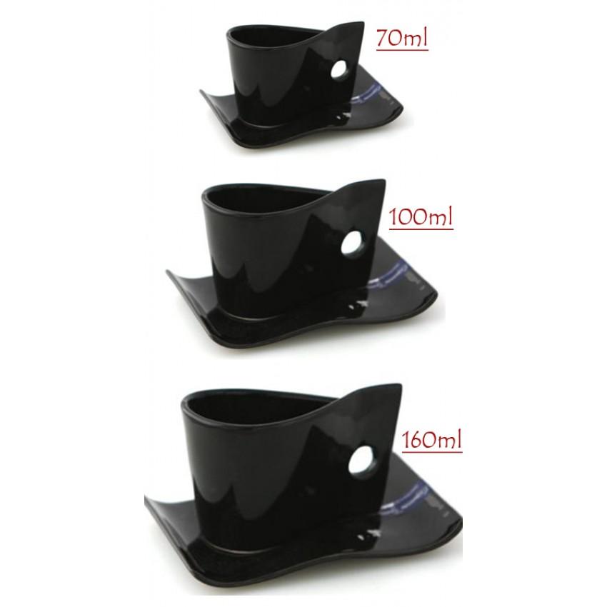Чаша с чинийка - 12 броя